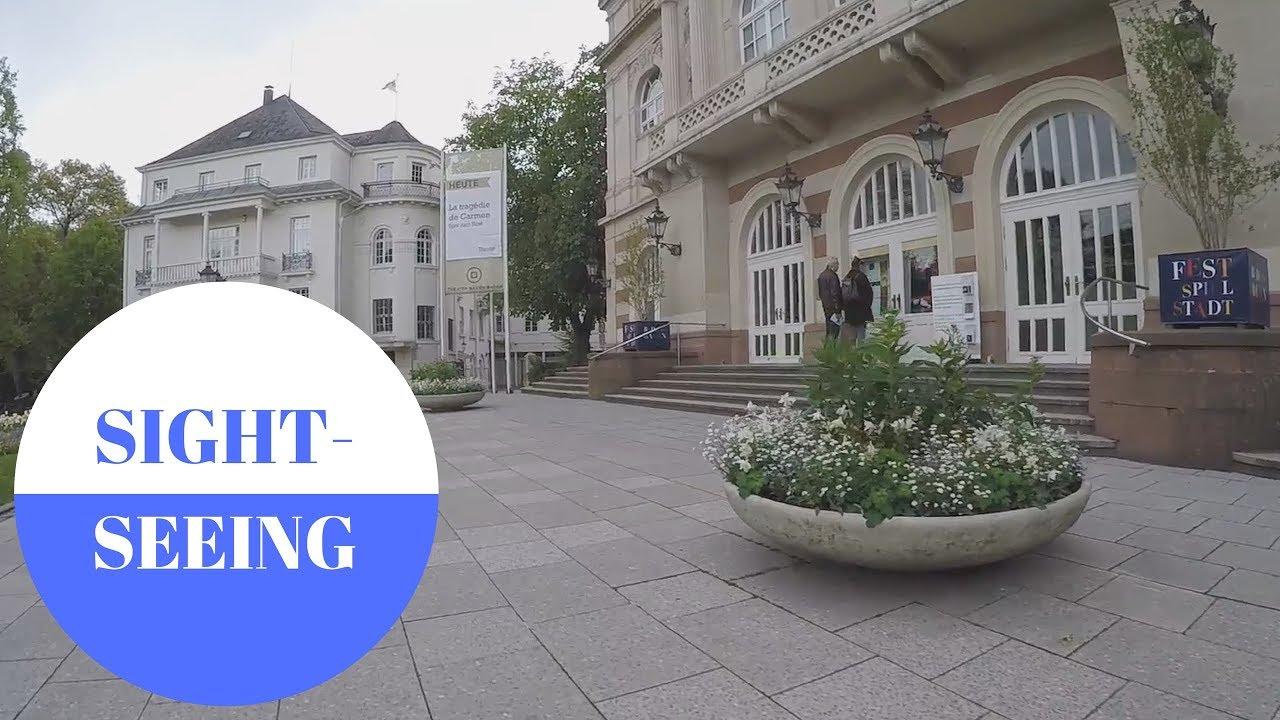Sightseeing Baden Baden