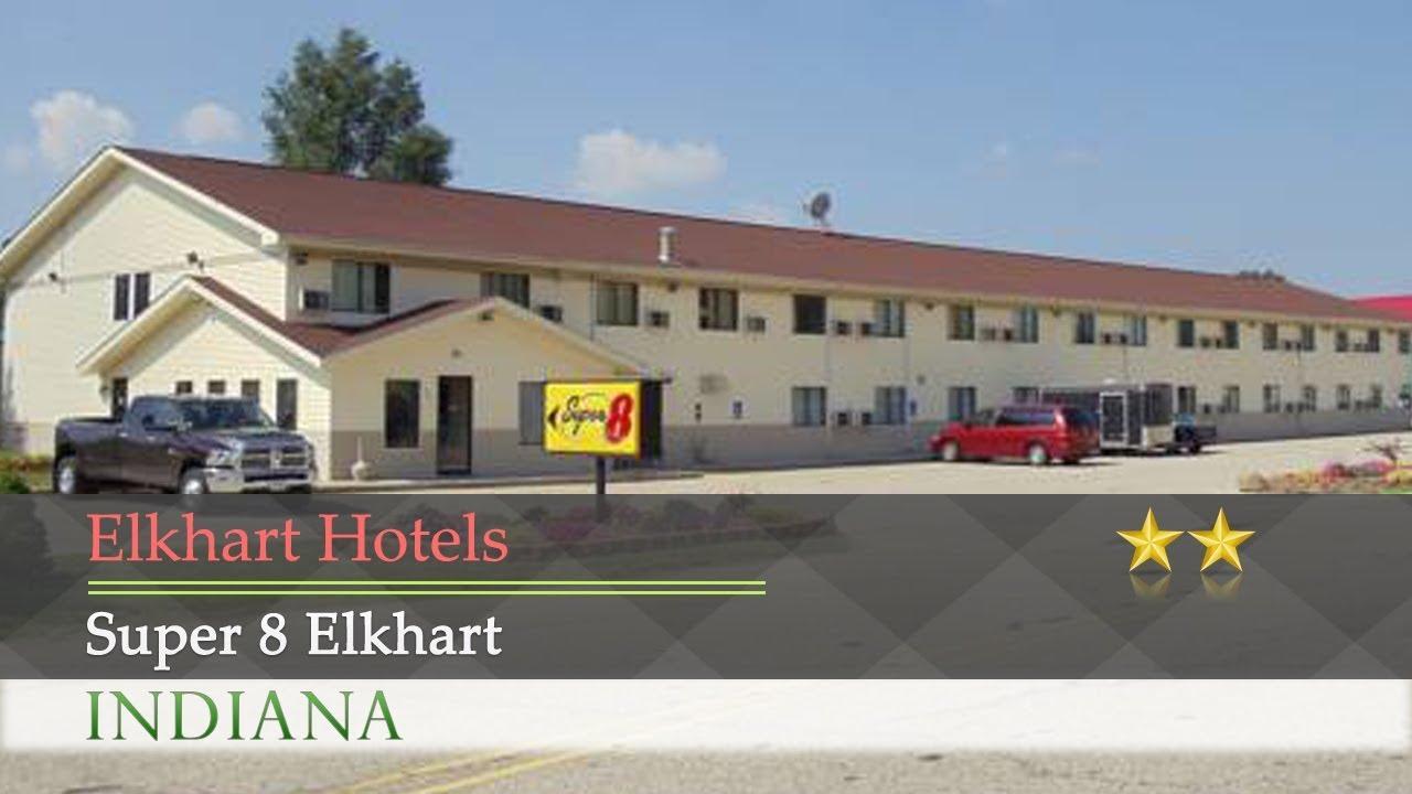 Super 8 Elkhart Hotels Indiana