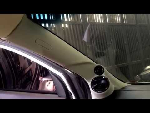 Audio mobil Honda new CRV | Subwofer dalam jok | Innovation car audio jakarta