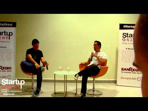 Startup Grind Monterrey Hosts Santiago Zavala (Partner @ 500 Startups Mexico)