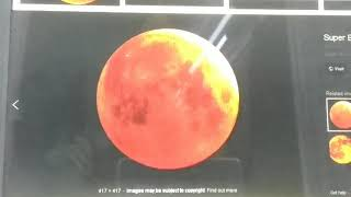 Lunar Eclipse 27th July 2018 - New Findings