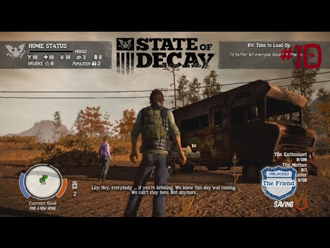 New Home Base!!! - State Of Decay (Breakdown) - Ep. 10