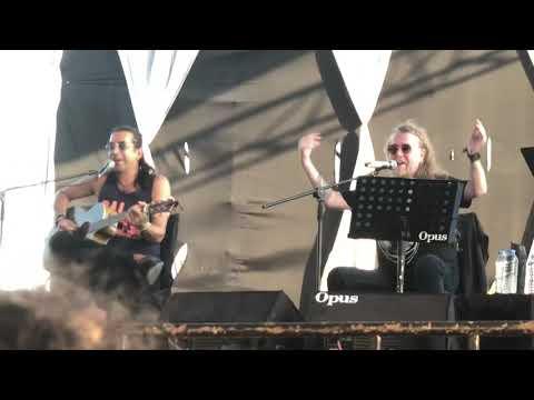 Murat İlkan & Metin Türkcan Akustik Proje - The Unforgiven Cover (Zeytinli Rock Fest 2018)