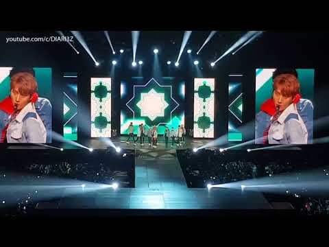 PENTAGON - Hard Carry (GOT7) Cover Special Stage @KCON AUSTRALIA