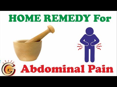 Home Remedies for Abdominal Pain