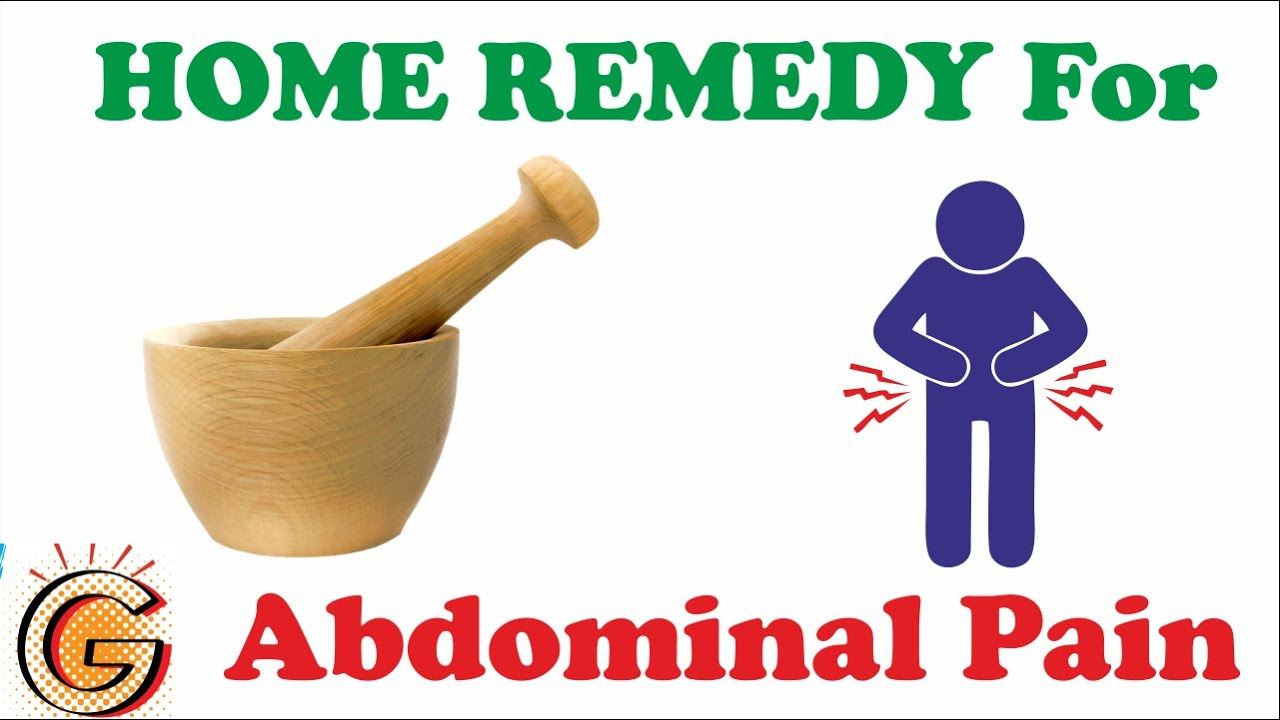 home remedies for abdominal pain youtube. Black Bedroom Furniture Sets. Home Design Ideas