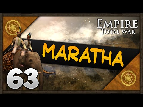 ELEPHANTS UNLEASHED! Empire Total War: Darthmod - Maratha Confederacy Campaign #63