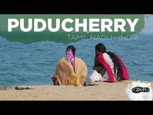 PUDUCHERRY (Pondicherry) - Ruta por Tamil Nadú - India - ZXM