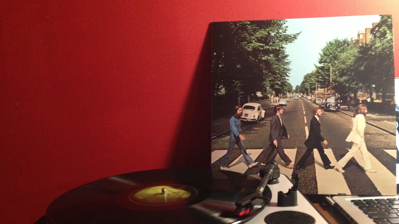 The Beatles Abbey Road 2012 Vinyl Remaster