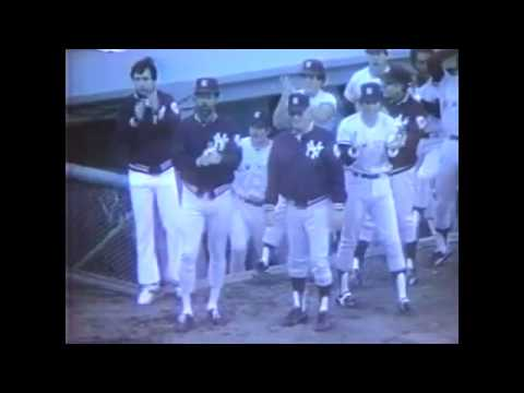Bucky Dent Home Run  1978 Yankees - Red Sox Playoff Game