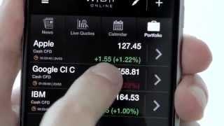 Forex, Stocks & Commodities Mobile App Tutorial
