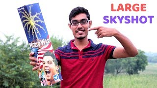 What Is Inside an Extra Large Size Sky Shot? Amit XYZ |