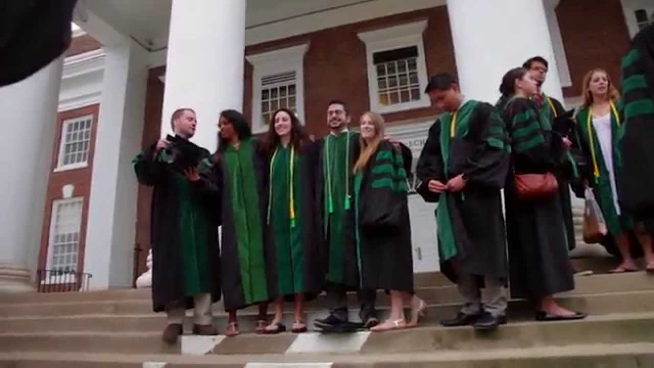 UVA School of Medicine Graduation 2015