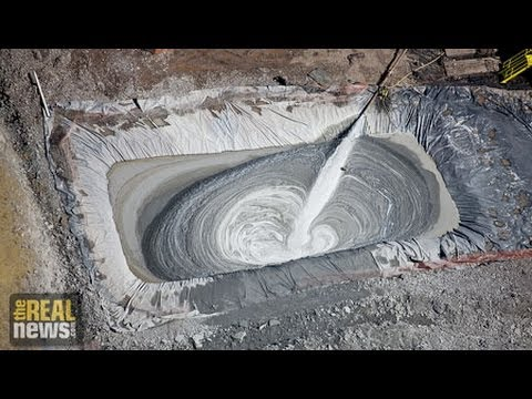 Study Reveals Dangerous Levels of Radioactivity Near Fracking Waste Sites