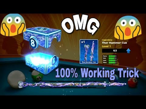 BesT Trick For Open Legendary Boxes   86 Cash   2cues open   Latest Trick 2018  with 100% Proof