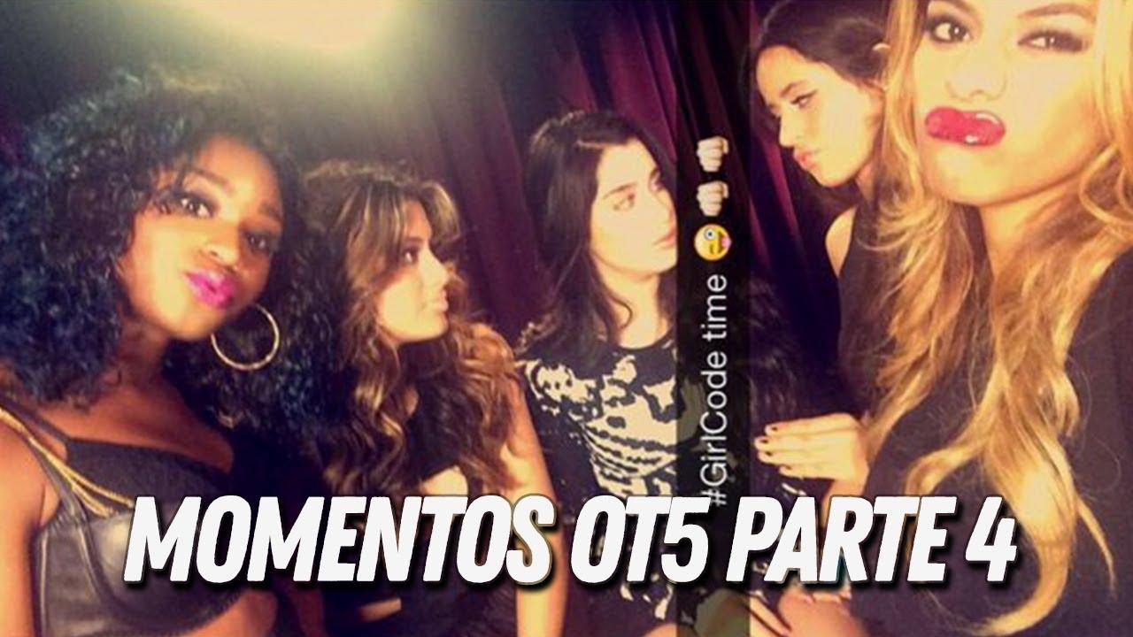 Momentos OT5 Fifth Harmony Parte 4