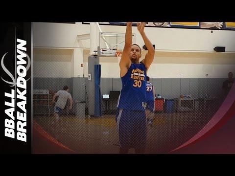 The Secrets To Steph Curry's Shooting Mechanics