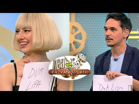 Lidia Buble și Răzvan Simion, testul cuplului la Neatza! Cine sărută mai bine?