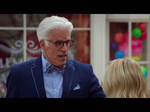 The Good Place Touchy Ted Danson Season 1