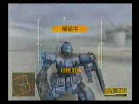 Wii 機動戦士ガンダム MS戦線007...
