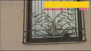 Кованые решетки на окна (установка) www.fabrikadoss.ru(http://www.fabrikadoss.ru Предлагаем приобрести кованые решетки на окна по ценам фабрики, изготовления кованых решето..., 2014-04-02T13:32:00.000Z)