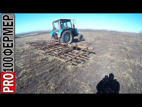 Вопрос: С посева какой культуры начать освоение земельного участка?