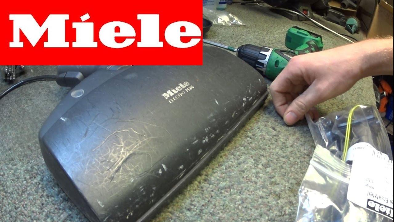 Miele Nozzle Service Tune Up Seb 213 217