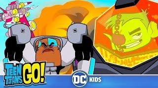 Teen Titans Go! auf Deutsch | Überwältigt
