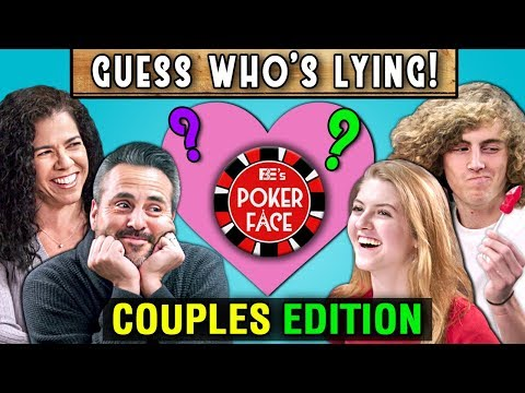 Can Couples Guess Who's Lying?   Poker Face