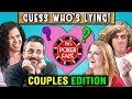 Can Couples Guess Who's Lying? | Poker Face