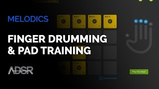 Finger Drumming & Pad Training with Melodics