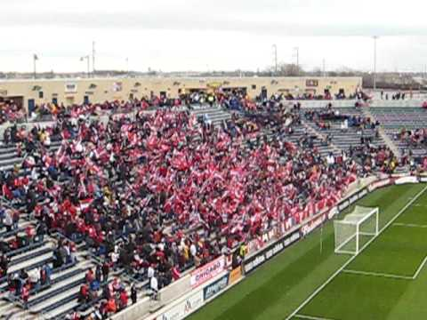 Section 8 Chicago 2009 Home Opener Tifo