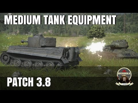 Medium Tank Equipment Builds Update 3 8 World Of Tanks Blitz