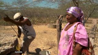 Colombia drought threatens indigenous group
