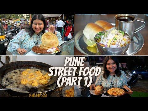 Pune Street Food | Misal Pav, Chole Bhature, Kebabs & More