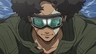 """メガロボクス 第1話 「ROUND1 """"BUY OR DIE?""""」"""