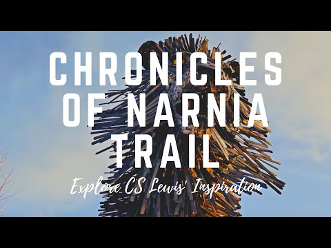 CS LEWIS Narnia Chronicles of Narnia Trail - Explore his inspiration around Northern Ireland