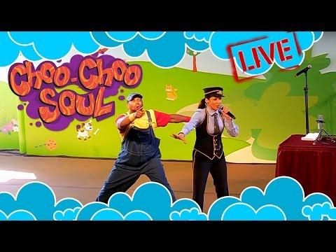Choo Choo Soul : Sesame Place : Sesame Street