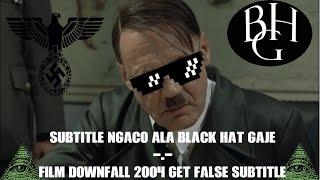 Video [Parody] Sub Ngaco Scene Hitler Ngamuk (Movie Downfall 2004) download MP3, 3GP, MP4, WEBM, AVI, FLV November 2018
