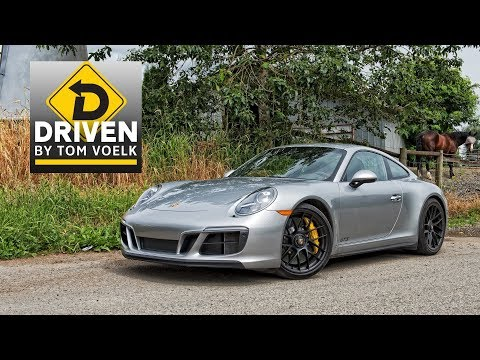 2018 Porsche 911 Carrera 4 GTS Car Review