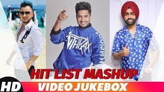 Hit List Mashup (Video Jukebox)| Millind Gaba | Ammy Virk | Jassi Gill | B Praak | New Songs 2018