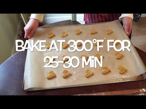 Easy Dog Treat Recipe For Valentine's Day