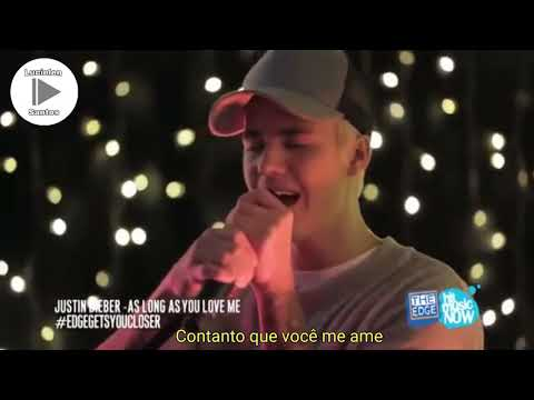 As Long As You Love Me - Justin Bieber legendadotradução