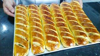 Deliciosas Baguetes Recheadas
