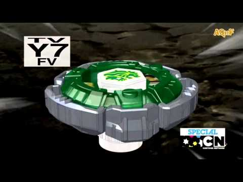 Beyblade Metal Fury English Opening HD