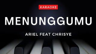 Menunggumu Peterpan feat Chrisye Karaoke
