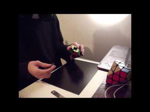 3x3 Half-Truncated Cube Build Video (Reupload)