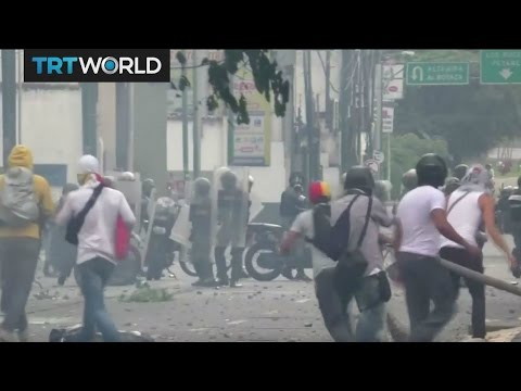 Venezuela On the Edge: Mass pro and anti government protests planned