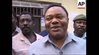 ZANZIBAR: PRESIDENTIAL ELECTIONS