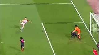 Crvena Zvezda vs Arsenal 0-1 (GOAL HIGHLIGHTS) Europa League  2017-18